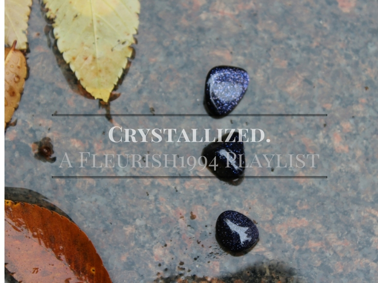 Crystallized.