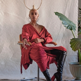 Solange for Evening Standard Magazine