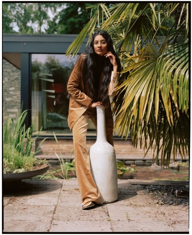 Chawntell Kulkarni by Hedvig Jenning for The Guardian